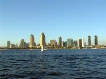 De Horizon van San Diego Stock Afbeelding