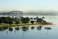 De Horizon van San Diego van Coronado royalty-vrije stock foto's