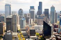 De Horizon van Seattle royalty-vrije stock fotografie