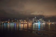 De Horizon van Seattle Royalty-vrije Stock Foto