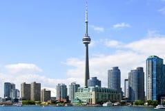 De horizon van Toronto Stock Fotografie