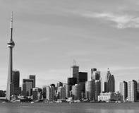 De Horizon van Toronto, Canada Royalty-vrije Stock Afbeelding