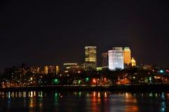 De horizon van Tulsa Royalty-vrije Stock Afbeelding
