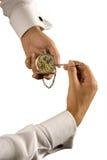 De horlogemaker Royalty-vrije Stock Fotografie