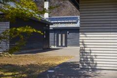 De Hoshino Hete Lentes in Karuizawa, Japan stock fotografie