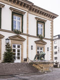 de hotel ville Στοκ Εικόνες