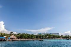 De hotels van de piraatbaai royalty-vrije stock fotografie