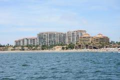 De Hotels van Puertovallarta Stock Foto's