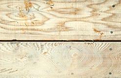 De houten Achtergrond van Comités Stock Afbeelding