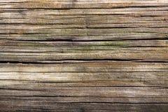De houten Achtergrond van de Korrel Stock Fotografie