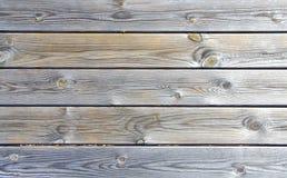 De houten achtergrond van de lijsttextuur Royalty-vrije Stock Fotografie