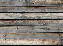 De houten achtergrond van de muurtextuur Stock Fotografie