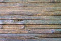 De houten achtergrond van de muurtextuur Stock Afbeelding