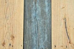 De houten Achtergrond van de Plank Stock Afbeelding