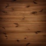 De houten achtergrond van de plank bruine textuur Royalty-vrije Stock Afbeelding