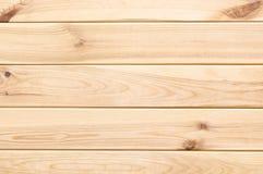 De houten achtergrond van de plank bruine textuur Stock Foto's
