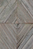 De houten achtergrond van de plankenruit Royalty-vrije Stock Afbeelding