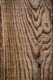 De houten achtergrond van de plankraad met houten het patroonteksten van de krommekorrel Stock Foto's