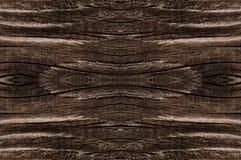 De houten achtergrond van de textuur donkere bruine kleur Stock Foto