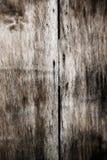 De houten achtergrond van Grunge Stock Afbeelding