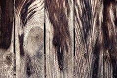 De houten achtergrond van Grunge Stock Foto