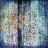 De houten achtergrond van Grunge Royalty-vrije Stock Foto