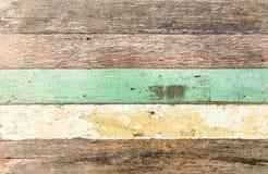 De houten achtergrond van Grunge Royalty-vrije Stock Foto's
