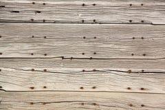 De houten Achtergrond van het Comité Stock Afbeelding