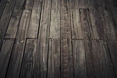 De houten Achtergrond van het Dek royalty-vrije stock afbeelding