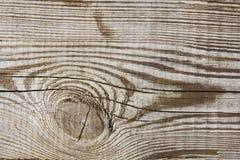 De houten achtergrond van het de korrelhout van de textuurplank, houten bureauknoop Royalty-vrije Stock Foto's