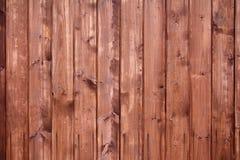 De houten achtergrond van het muurpatroon Stock Foto's