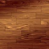 De houten Achtergrond van het Parket vector illustratie