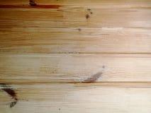 De houten achtergrond van de textuurplank - de de houten muur of vloer van de bureaulijst Stock Afbeeldingen