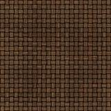 De houten achtergrond van de weefseltextuur Abstracte decoratieve houten geweven mandewerkachtergrond Naadloos patroon Royalty-vrije Stock Afbeelding