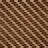 De houten achtergrond van de weefseltextuur Abstracte decoratieve houten geweven mandewerkachtergrond Naadloos patroon Stock Afbeelding