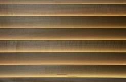 De houten Achtergrond van Zonneblinden Royalty-vrije Stock Afbeelding