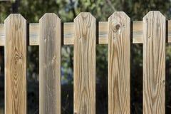 De houten Comités van de Omheining Royalty-vrije Stock Afbeelding