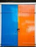 De deuren Royalty-vrije Stock Afbeelding
