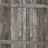 De houten doos van Grunge Royalty-vrije Stock Afbeeldingen