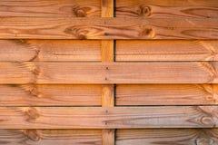 De houten foto van de omheiningsclose-up Royalty-vrije Stock Foto's