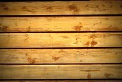 De houten Geweven Achtergrond van de Omheining Royalty-vrije Stock Afbeeldingen
