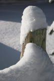 De houten kolom Royalty-vrije Stock Foto