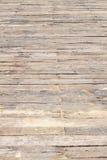 De houten Manier van de Gang Royalty-vrije Stock Foto's