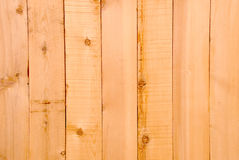 De houten Omheining van de Plank Stock Foto's