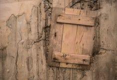 De houten oppervlakteachtergrond met obstructie voert royalty-vrije stock foto's