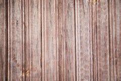 De houten panelen van Grunge Stock Afbeelding