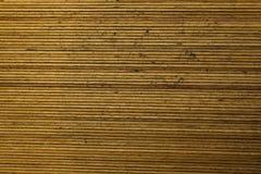 De houten sectie Royalty-vrije Stock Foto's