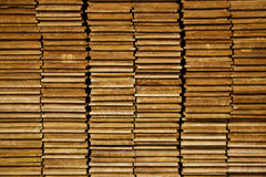 De houten sectie Royalty-vrije Stock Fotografie