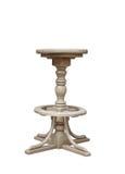 De houten stoel van de esdoorn Royalty-vrije Stock Foto's