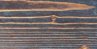 De houten structuur is gelakt Stock Fotografie